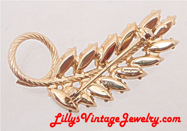 Lilly's Vintage Signed Brooches & Pins 6