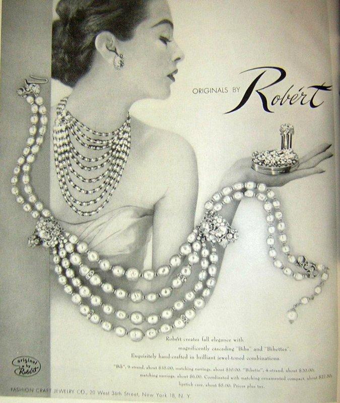 Vintage Jewelry Ad 28