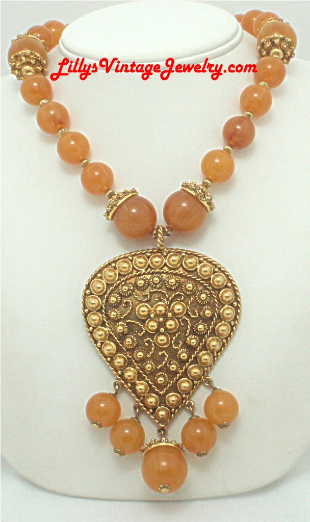 Lilly's Vintage Kenneth J Lane Necklaces