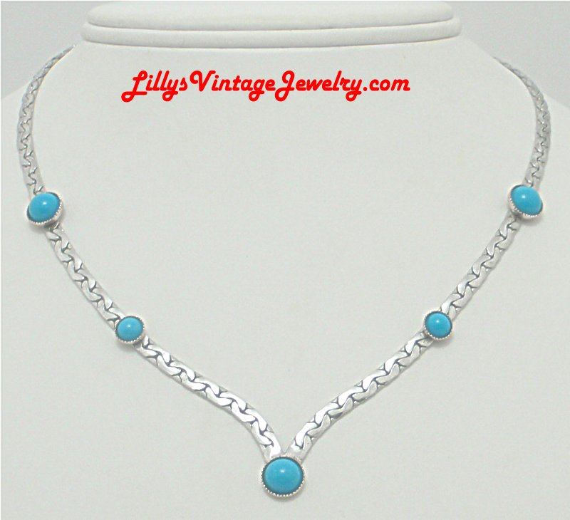 Vintage costume signed necklaces r s aloadofball Images